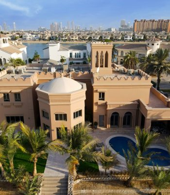 holiday villas with private pool palm jumeirah