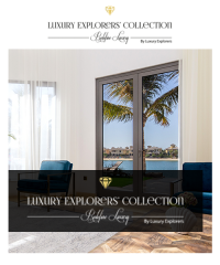 luxury explorer collection home page